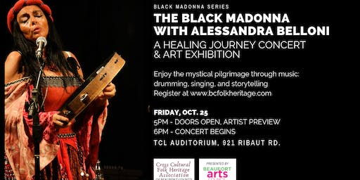 The Black Madonna with Alessandra Belloni
