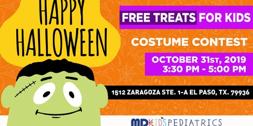 Halloween Fun for Kids- El Paso