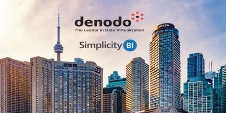 Accelerating Machine Learning and AI with Data Virtualization(Toronto) tickets