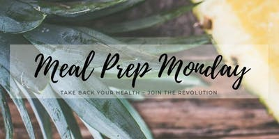 Meal Prep Monday - October
