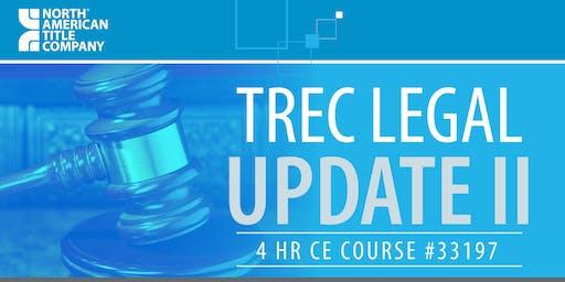 TREC Legal Update II - Course - (14754) ($30)