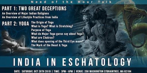India in Eschatology