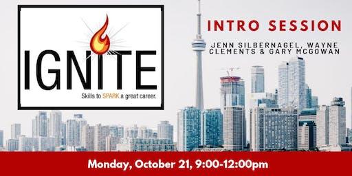 Ignite - Intro Session