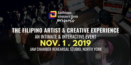 The Filipino Artist & Creative Experience tickets