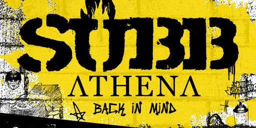 SUBB Athena Back in Mind + Invités