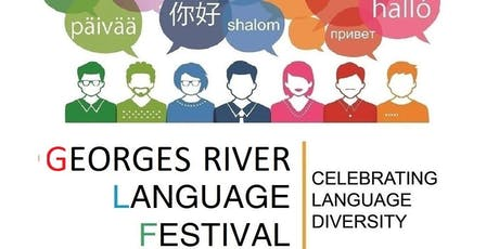 Georges River Language Festival 2019 tickets