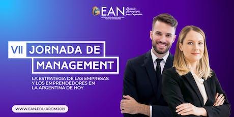VII Jornada de Management tickets