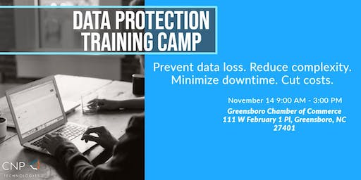 Greensboro Data Protection Training Camp