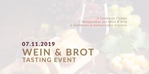 BRINE – Brot & Wein neu entdecken