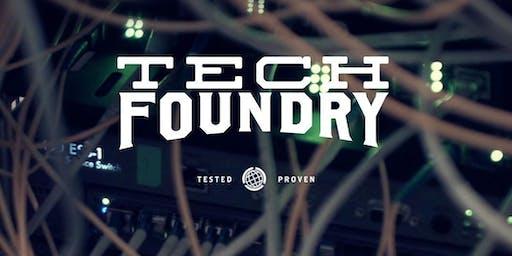 Tech Foundry x MassTech Focus Group (Worcester)