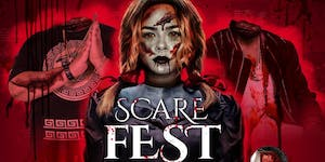 #1 HALLOWEEN PARTY SCARE FEST OCT 26TH AT LA TERRAZA...