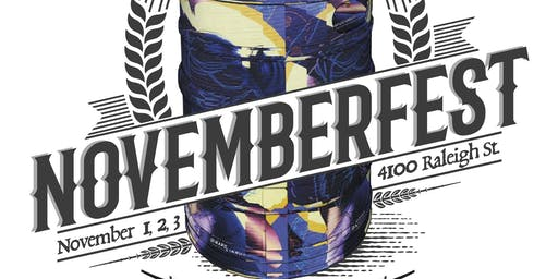 NoDa NovemberFest