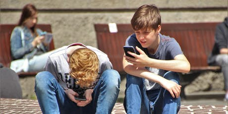 Understanding and Promoting Healthy Technology Use for Teens tickets