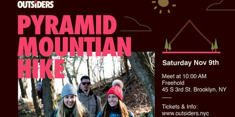 Pyramid Mountain Hike tickets