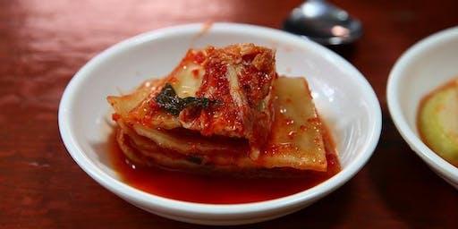 Kimchi Fermentation Workshop