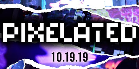 PIXELATED WAREHOUSE PARTY * BUSHWICK tickets