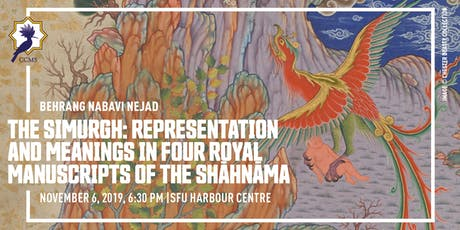 Dr. Behrang Nabavi Nejad: The Simurgh tickets