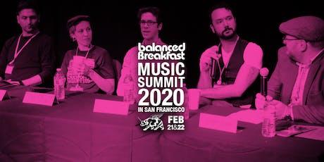 BB Music Summit 2020 in San Francisco tickets