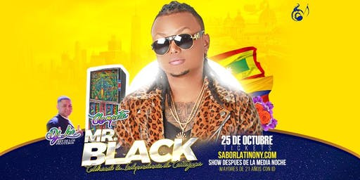 Mr. Black el Presidente