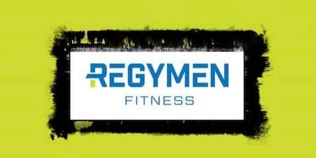 Regymen Fitness FREE Pop-Up! (Perkins/Highland) tickets