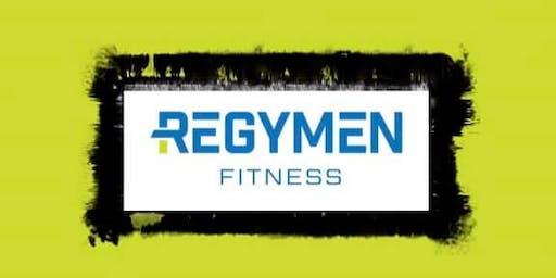 Regymen Fitness FREE Pop-Up! (Perkins/Highland)