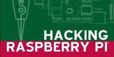 Raspberry Pi General hacking Drop In tickets