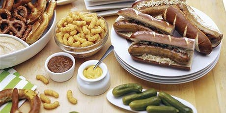 Oktoberfest -- Beer, brats, and other authentic German cuisine tickets