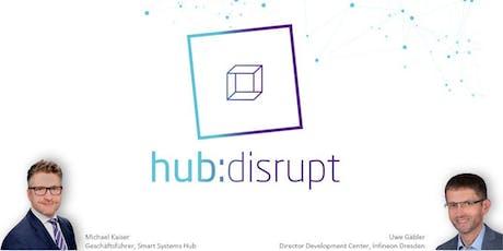 hub:disrupt - KI in der Anwendung Tickets