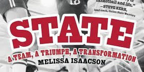 """State"" with Melissa Isaacson tickets"
