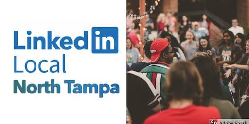 LinkedIn Local - North Tampa