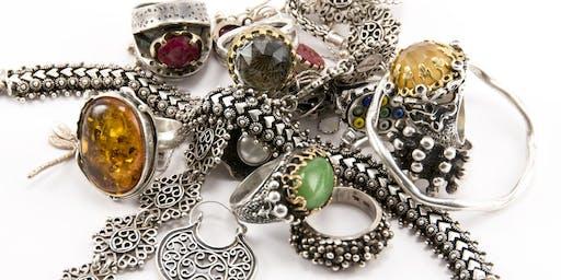GRMC Volunteer Fall $5 Jewelry Sale