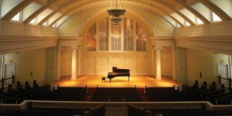Free Piano Concert Celebrating Franz Liszt tickets