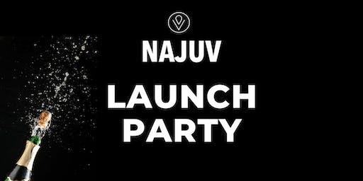 NAJUV Launch Party