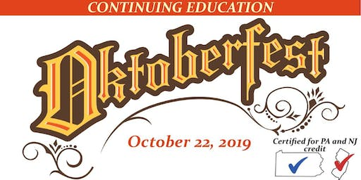 Continuing Education - Oktoberfest