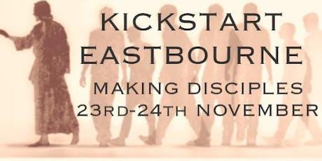 Kickstart Eastbourne tickets
