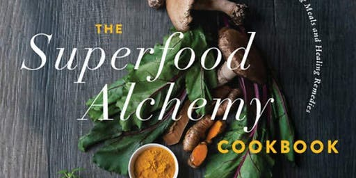 Superfood Alchemy Autumn Inspired Cooking Class