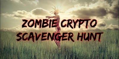 Zombie Crypto Scavenger Hunt