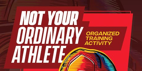 Not Your Ordinary Athlete tickets
