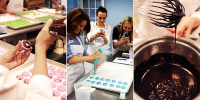 Macaron 101: Macaron Making Class - Saturday, August 1st 11:00 AM
