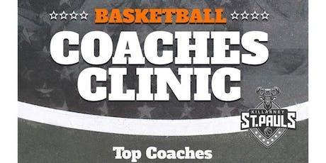 Basketball Coaches Clinic tickets