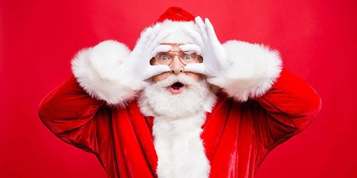 HCP Brunch With Santa 12PM Seating