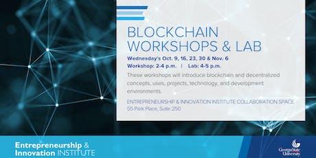 Blockchain Workshops & Lab tickets