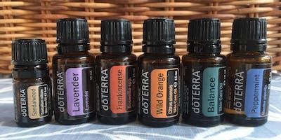 Yoga, Oils, Breathwork and Sound Bath