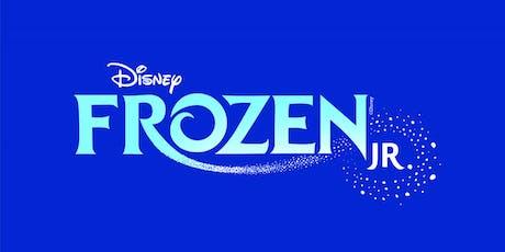 Encore Presents...Frozen Jr! tickets