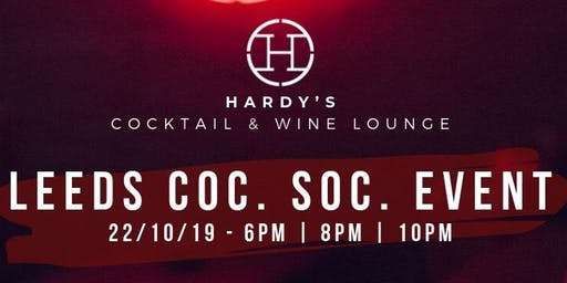 Cocktail Masterclass @ Hardy's