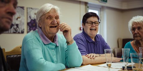 Creative Engagement for Dementia - A practical workshop tickets