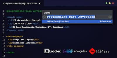 Programação para Advogados