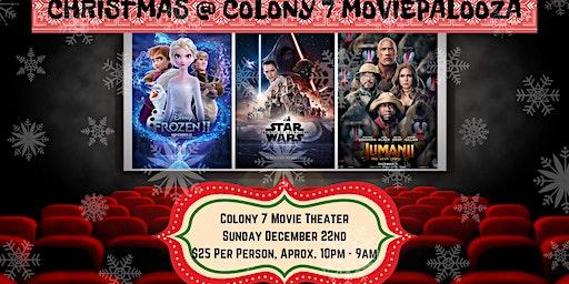 Colony 7 Christmas MoviePalooza