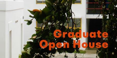 University of Miami School of Architecture Graduate Open House tickets
