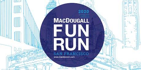 MacDougall @ JPM: A Four-Mile Fun Run tickets